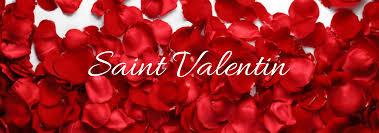 Découvrez notre menu pour la Saint Valentin